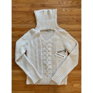 St. Roche Alpaca Sweater - NEW WITH TAGS! 💫